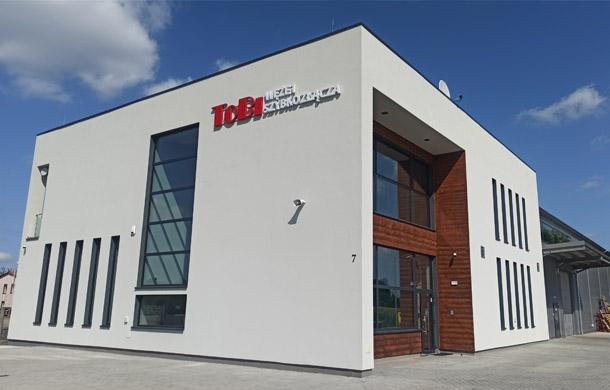 Siedziba firmy Tobi